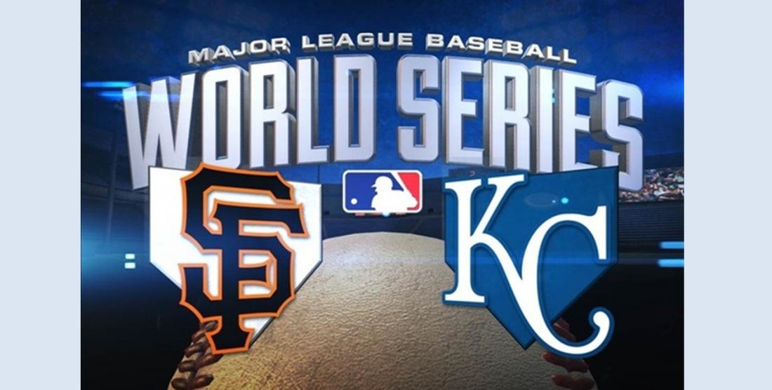[MLB] World Series : ROYALS vs GIANTS
