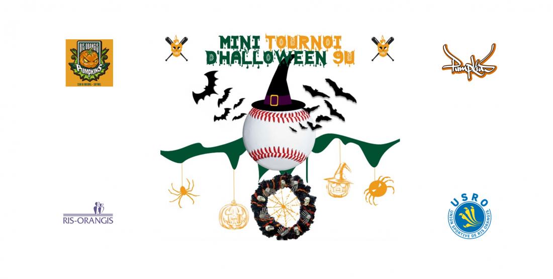 Tournoi d'Halloween 9U de Ris-Orangis