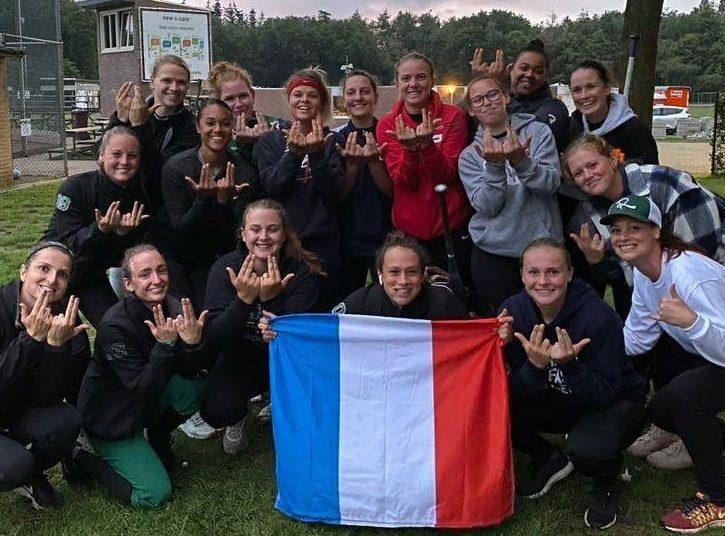Trois françaises en Golden League aux Pays-Bas